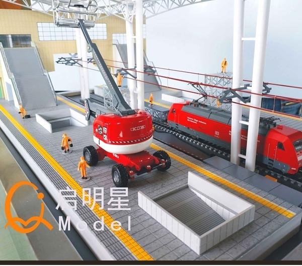 工业机械模型分为几类