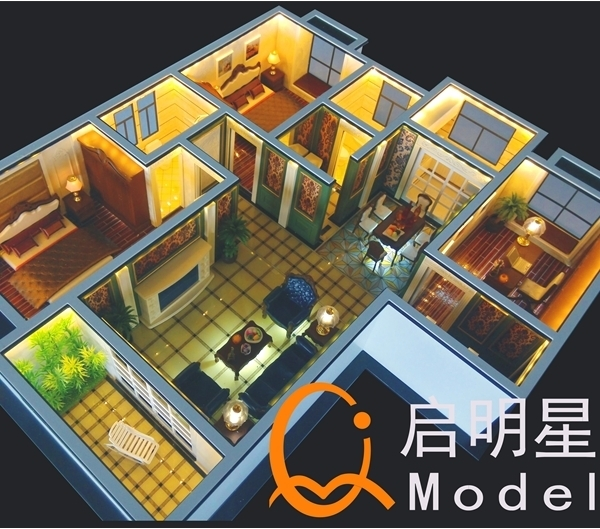 怎么自制房子的建筑模型呢?
