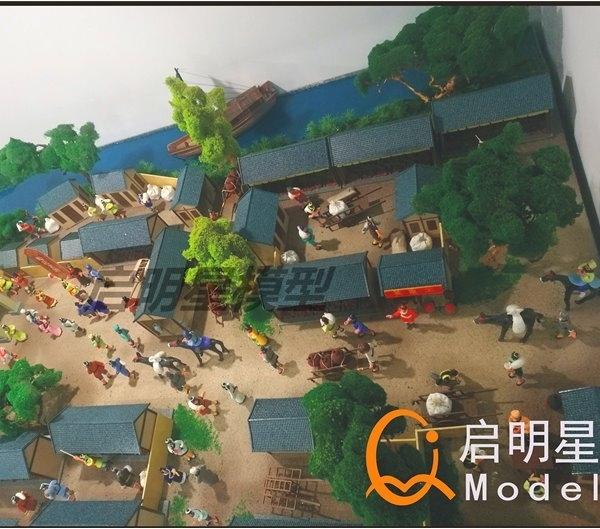 制作沙盘模型需要哪些塑料材料