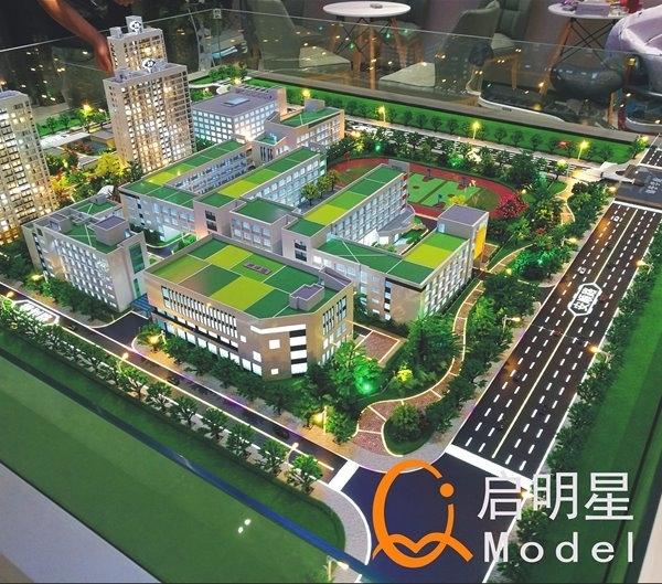 建筑模型颜色施工的标准