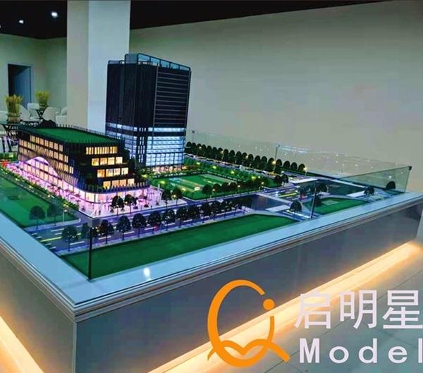 沙盘模型的光电部分怎么安装