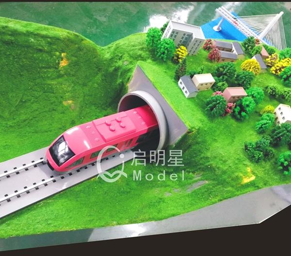 路桥模型施工