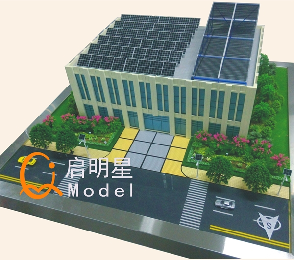 建筑模型案例