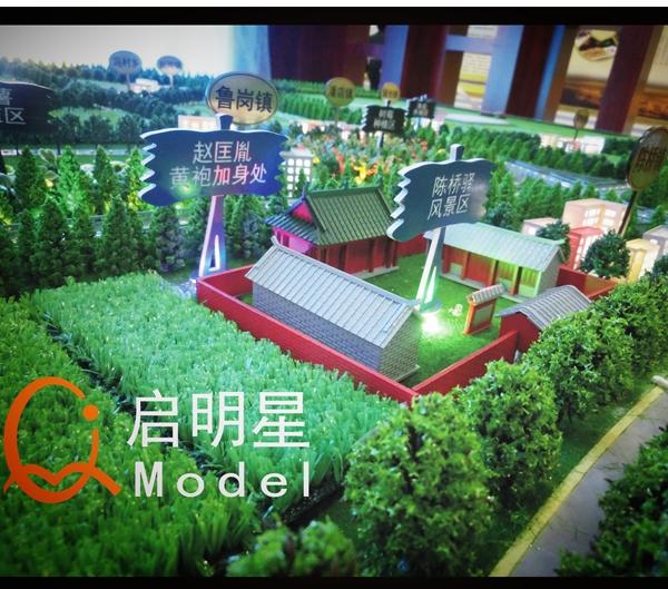 建筑模型图片
