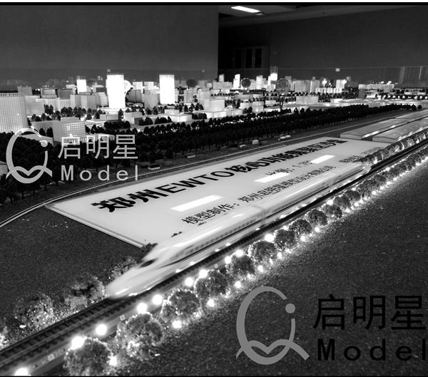 建筑物模型图片