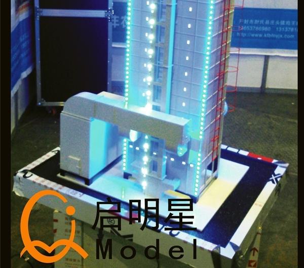 机械模型案例
