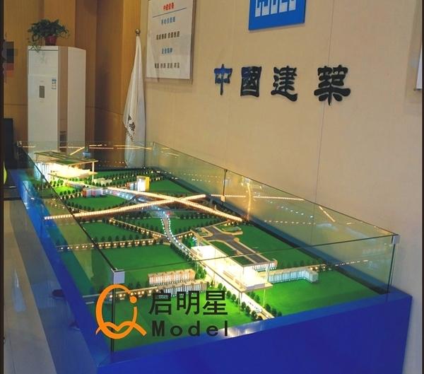 工业设备模型