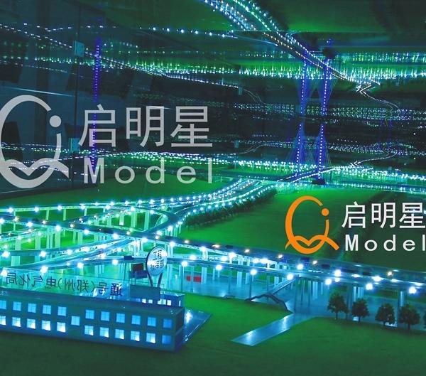 路桥模型设计