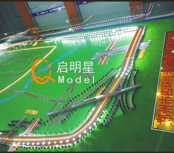 焦作路桥模型设备