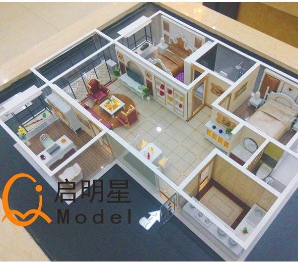 建筑物模型制作