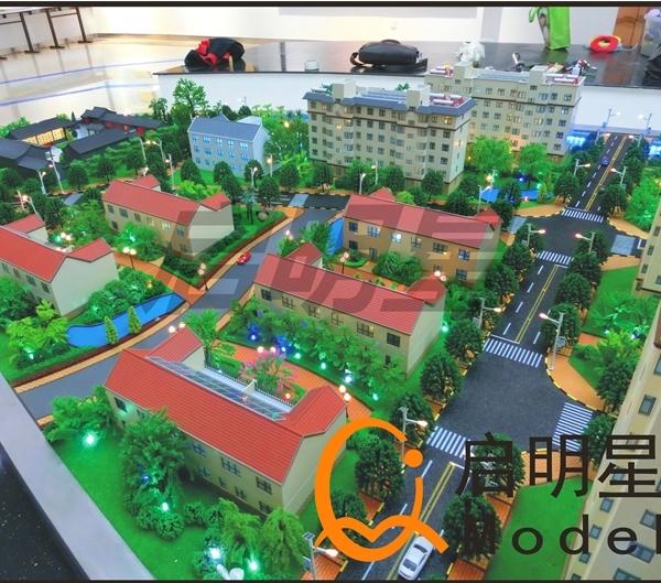 建筑模型施工