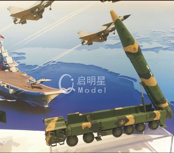 军事模型案例
