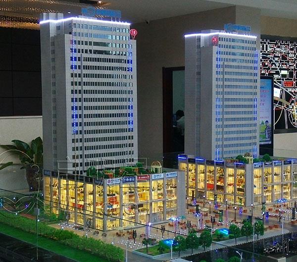 摩根国际金融中心