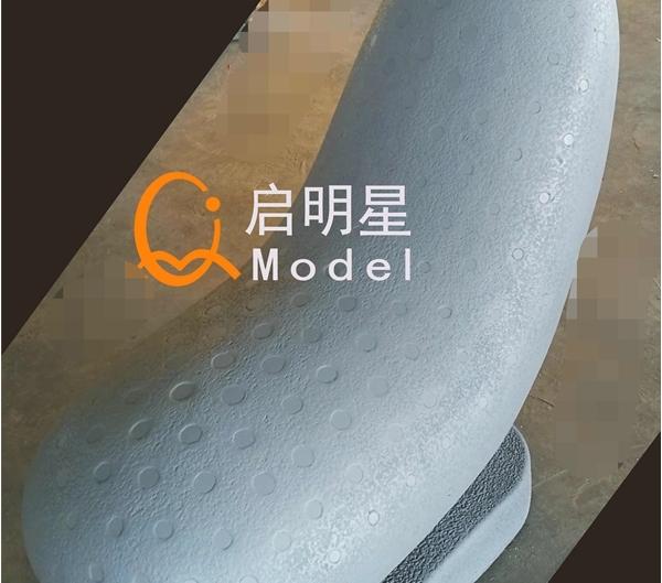 休闲真皮沙发模型