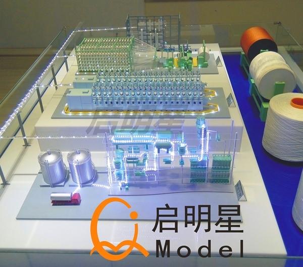 帘子布工业模型