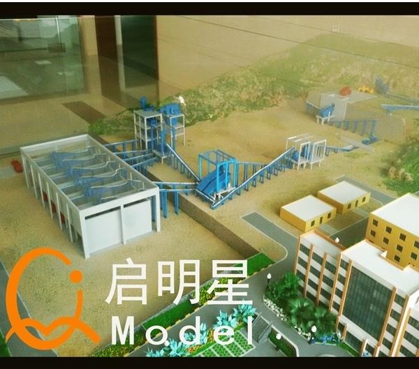 一帆制砂线模型