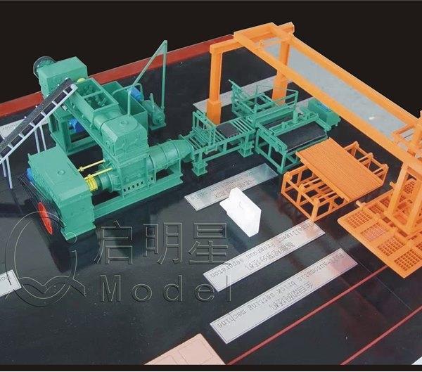 河南智能化制砖 生产线