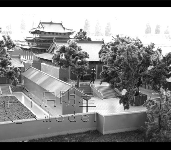 焦作古建寺院