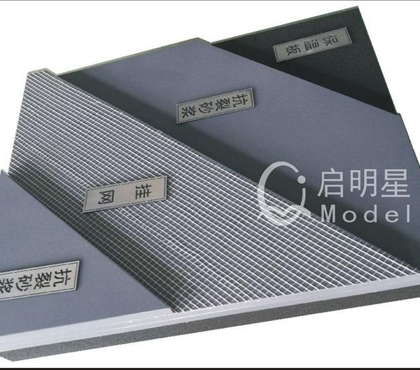 南阳墙体功法模型