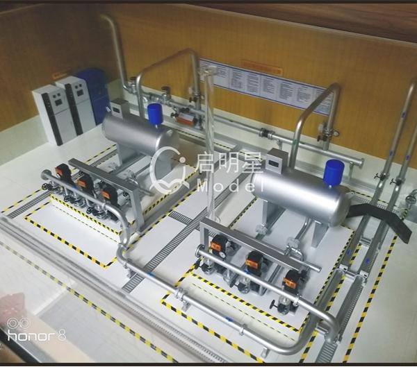 现代化泵房