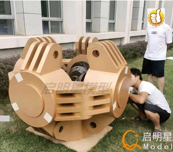 新乡组装金刚石压机1比1模型