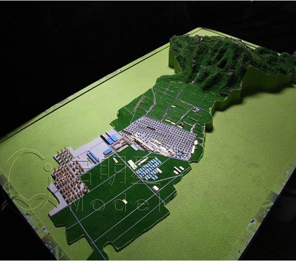 沙盤模型制作
